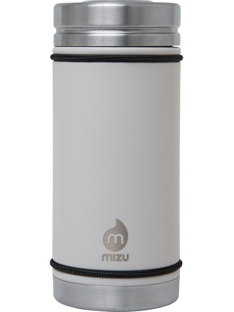 MIZU V5 Insulated Bottle with V-Lid 500ml Enduro Light Grey